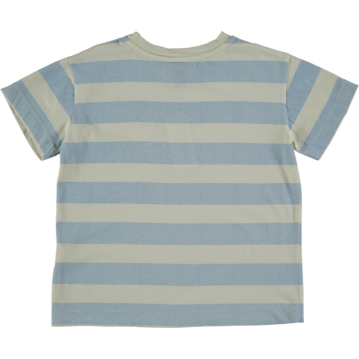 T-shirt Stripes - Ivory-2