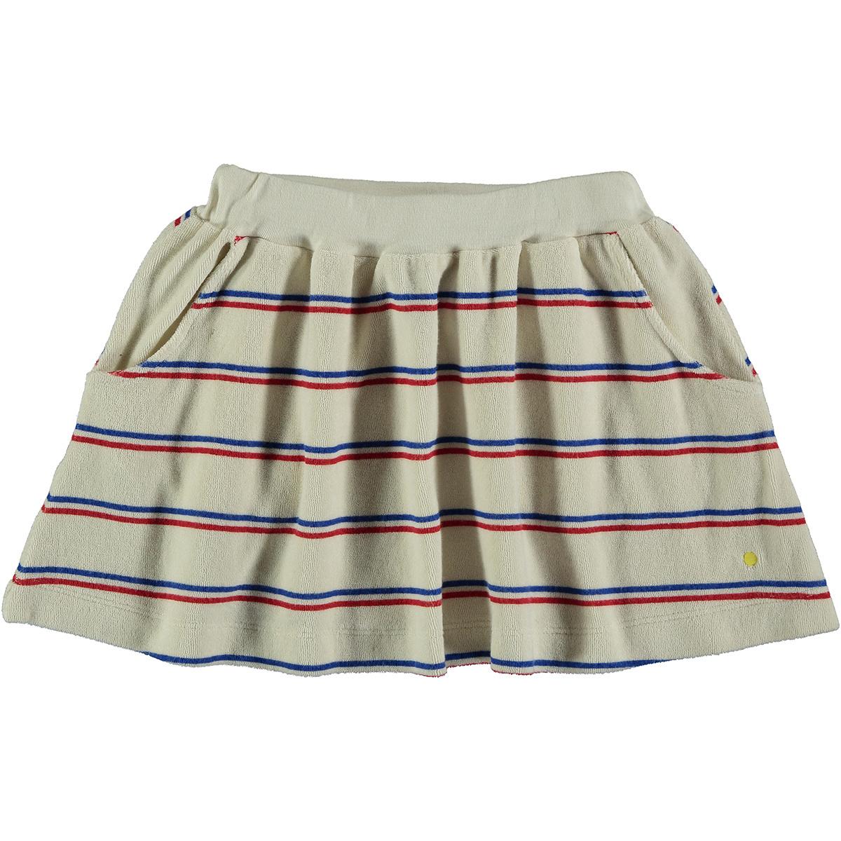 Skirt Stripe - Ivory-1