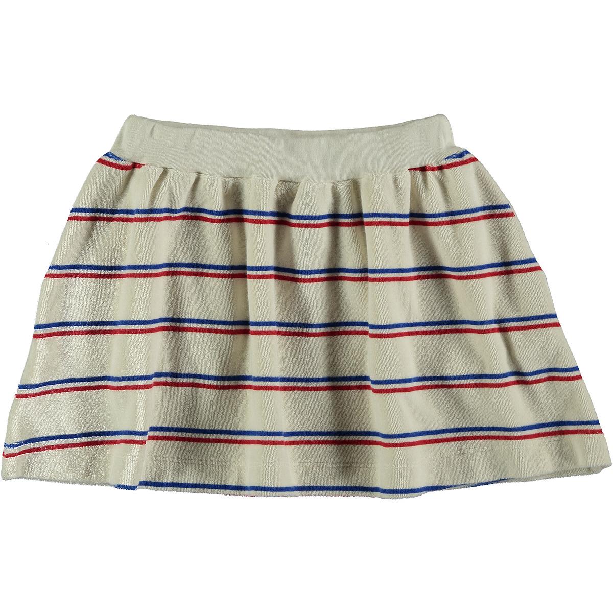 Skirt Stripe - Ivory-2
