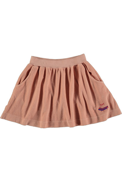 Skirt baby Sunbed - Dusty Pink