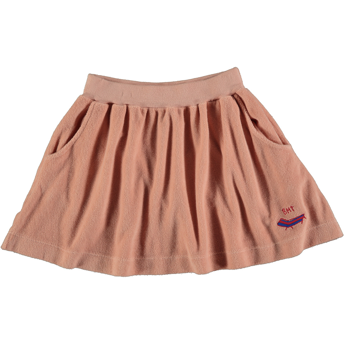 Skirt baby Sunbed - Dusty Pink-1