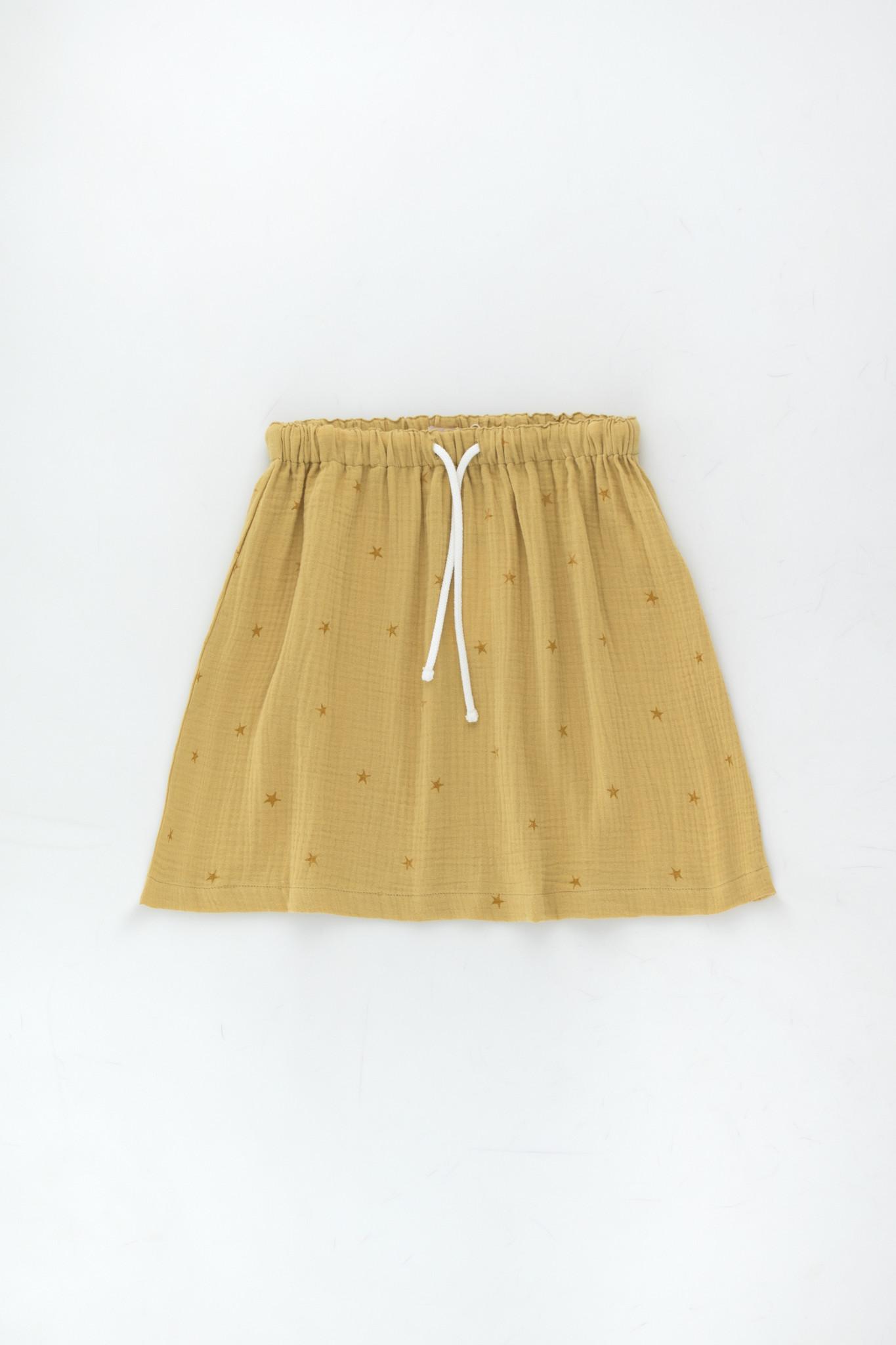 Starfish skirt - Sand / Honey-1