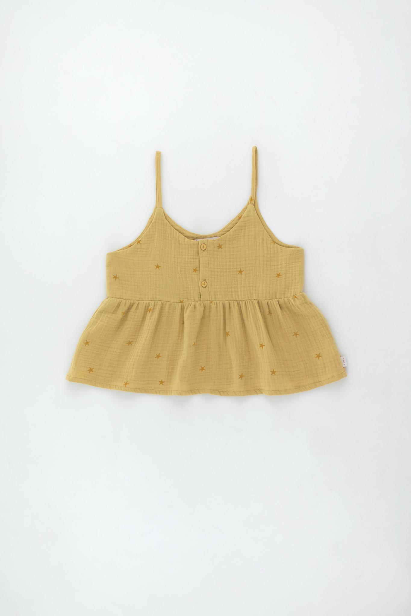 Starfish blouse - Sand / Honey-1
