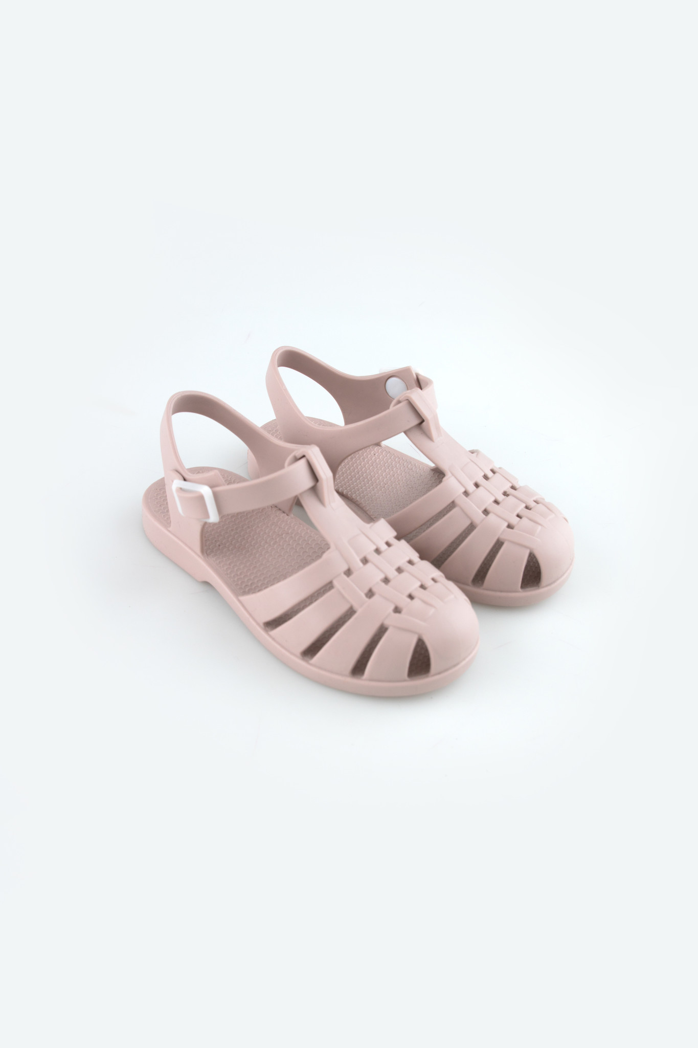 Jelly sandals - Dusty Pink-1
