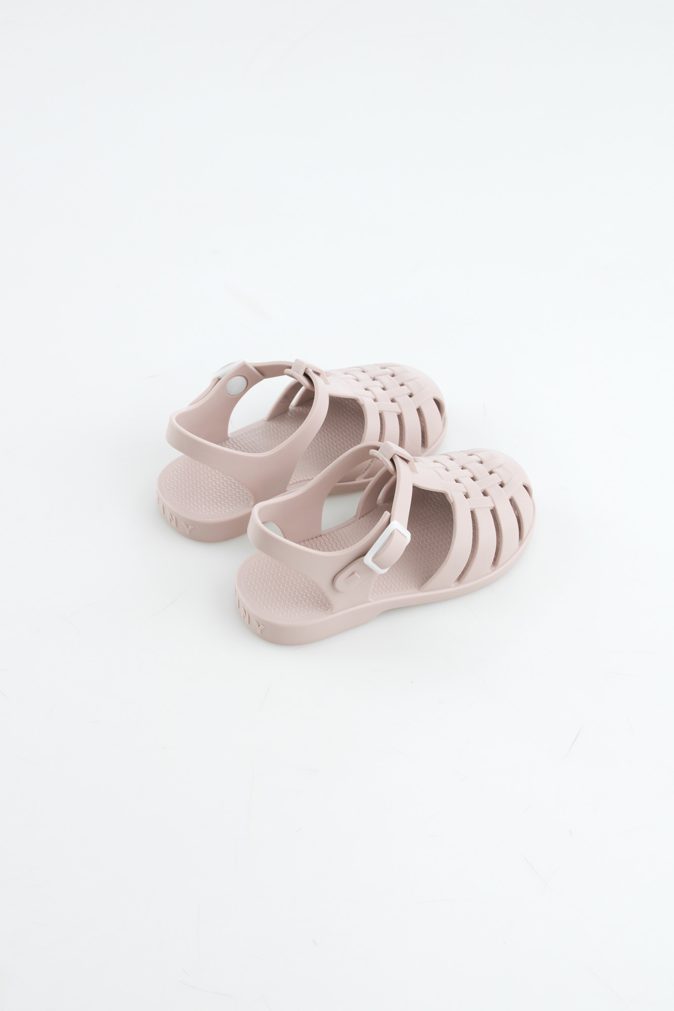 Jelly sandals - Dusty Pink-2