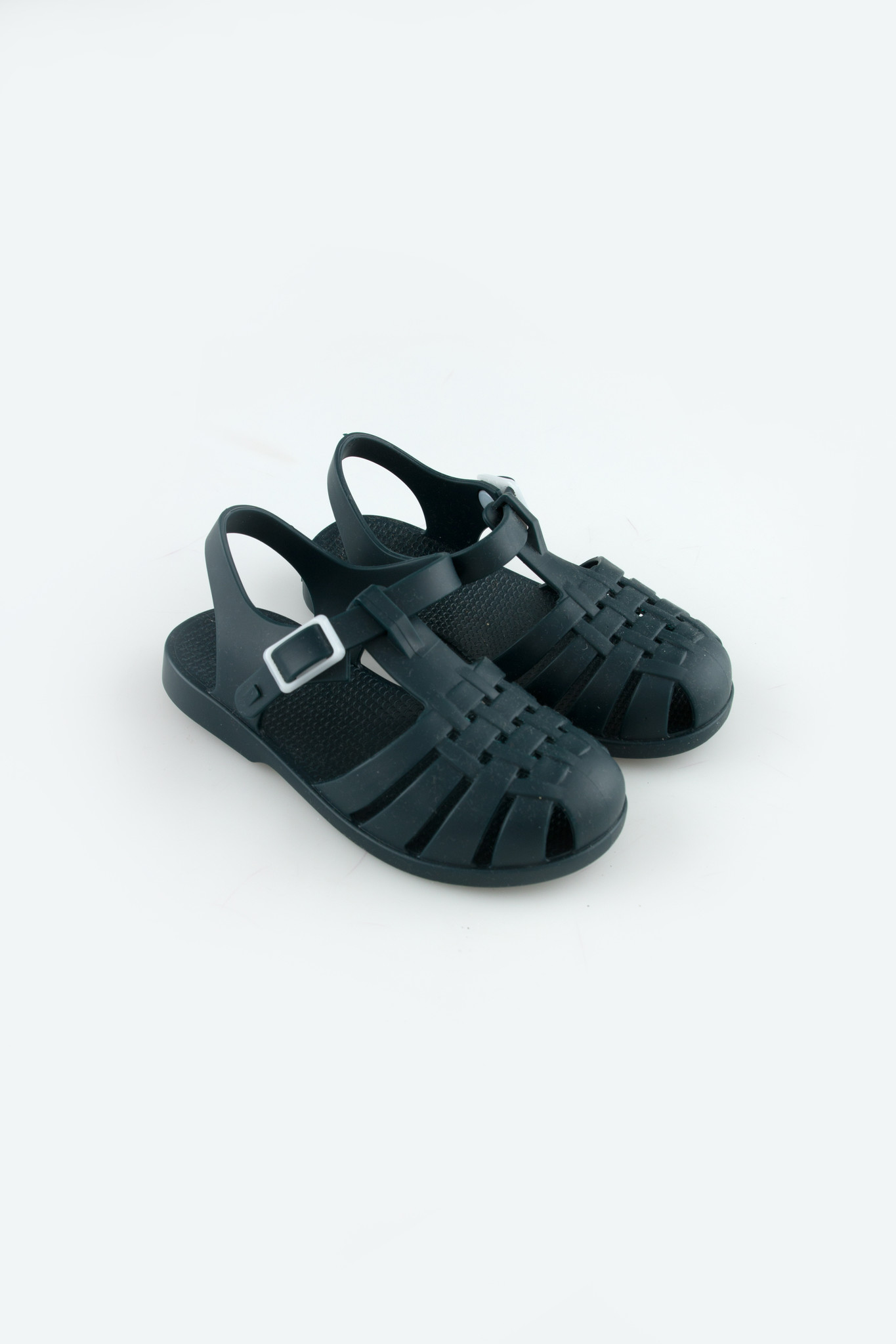 Jelly sandals - Ink Blue-1