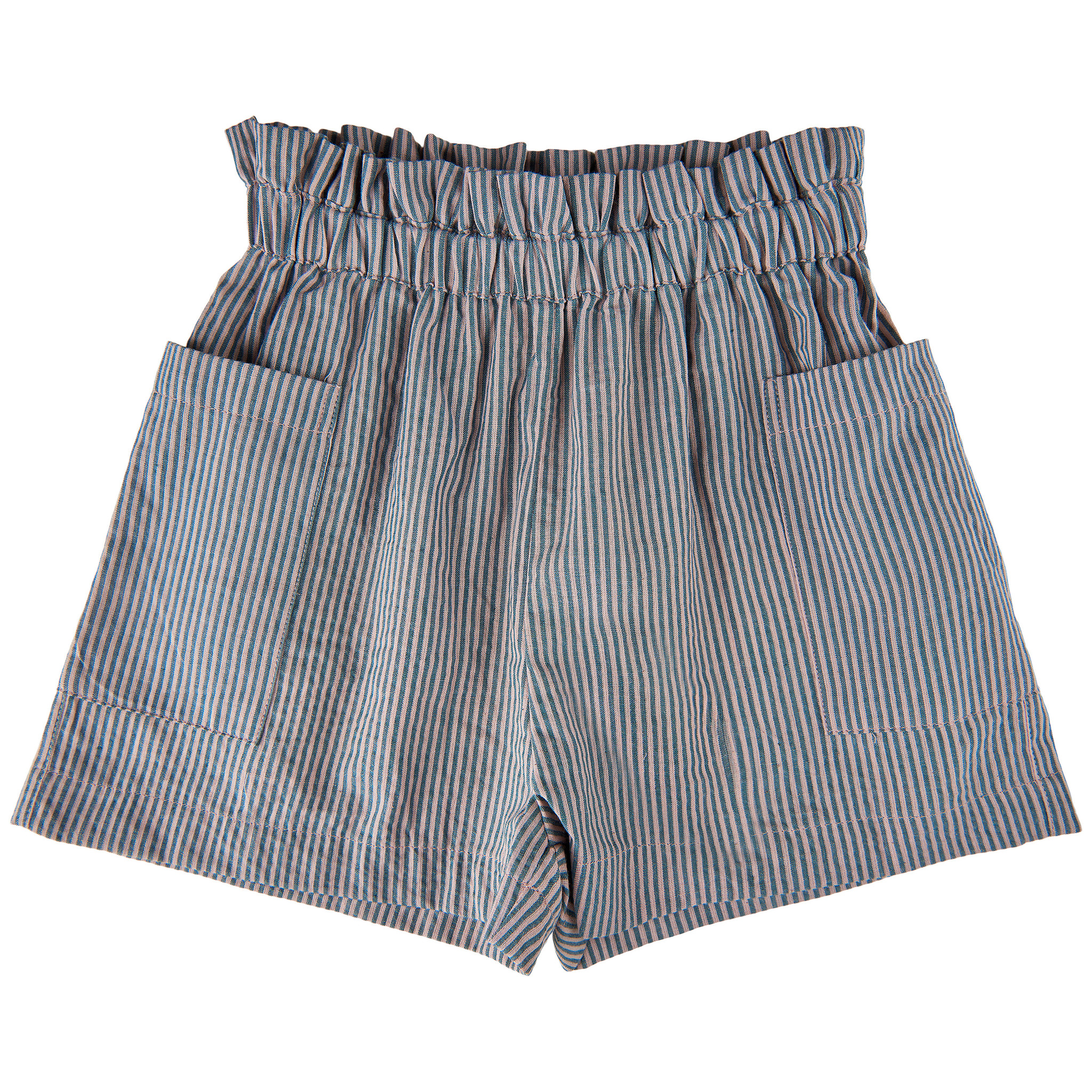 Hella shorts - Pale Mauve-1