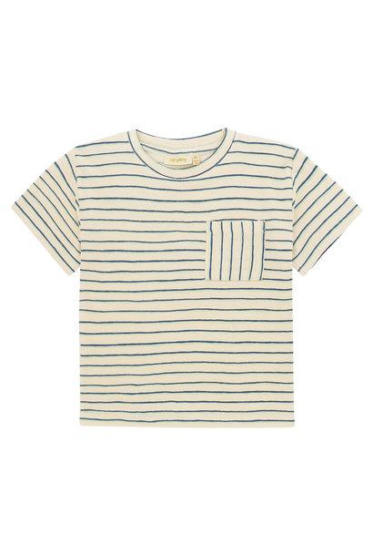 Asger t-shirt - Gardenia