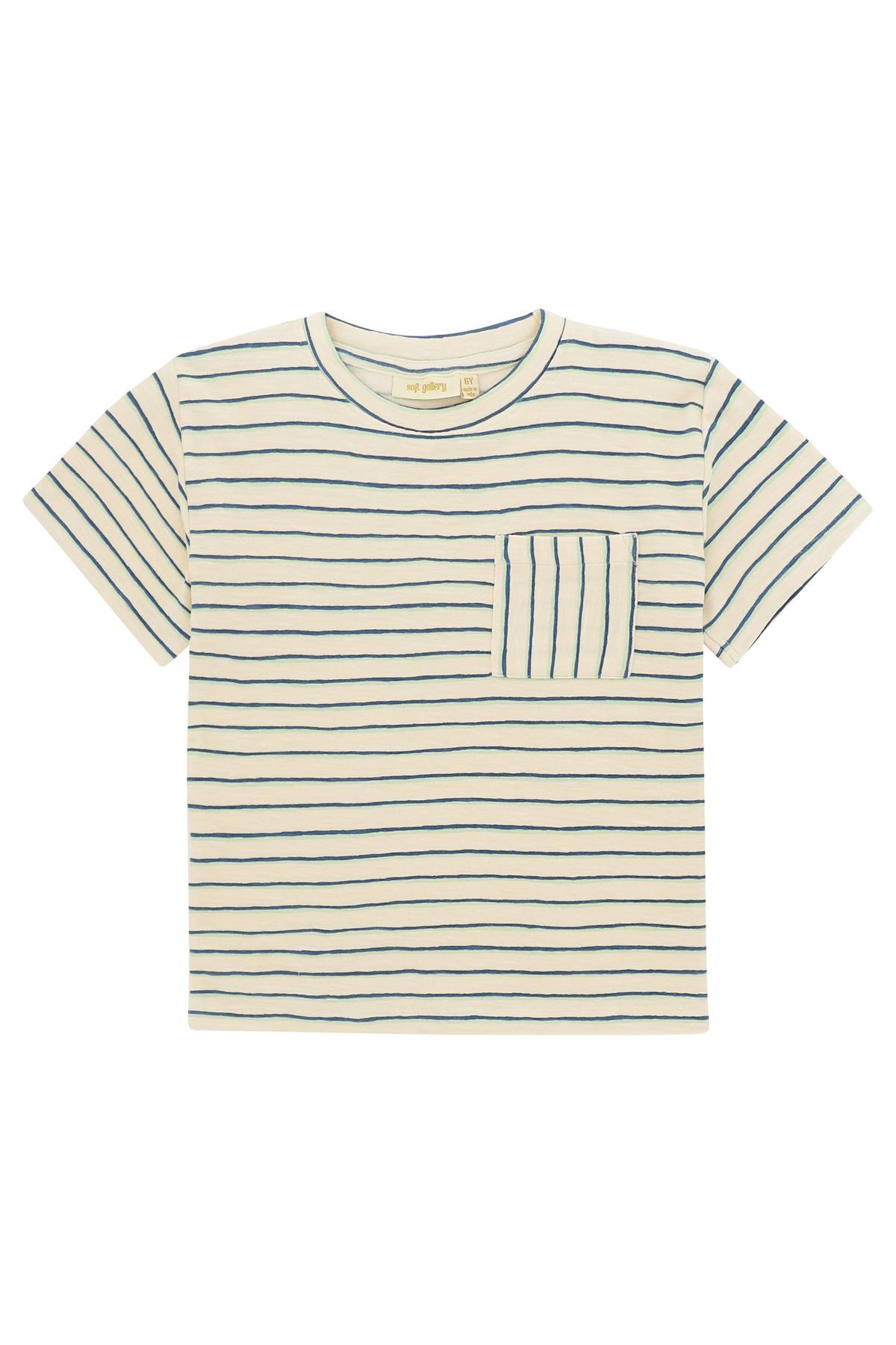 Asger t-shirt - Gardenia-1