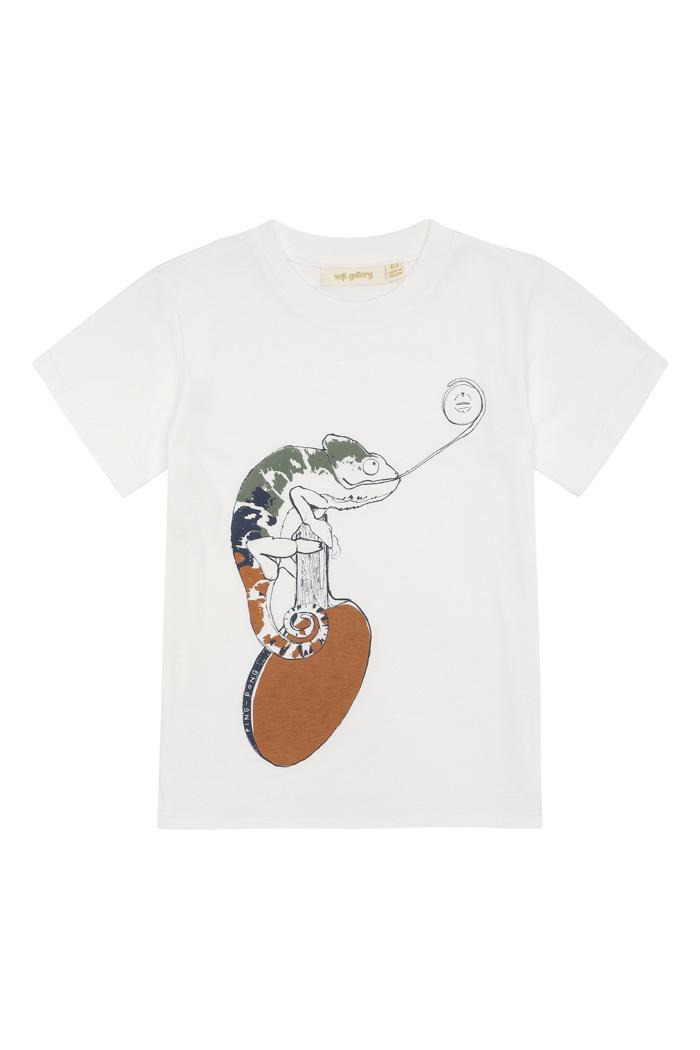 Norman t-shirt - Snow White-1
