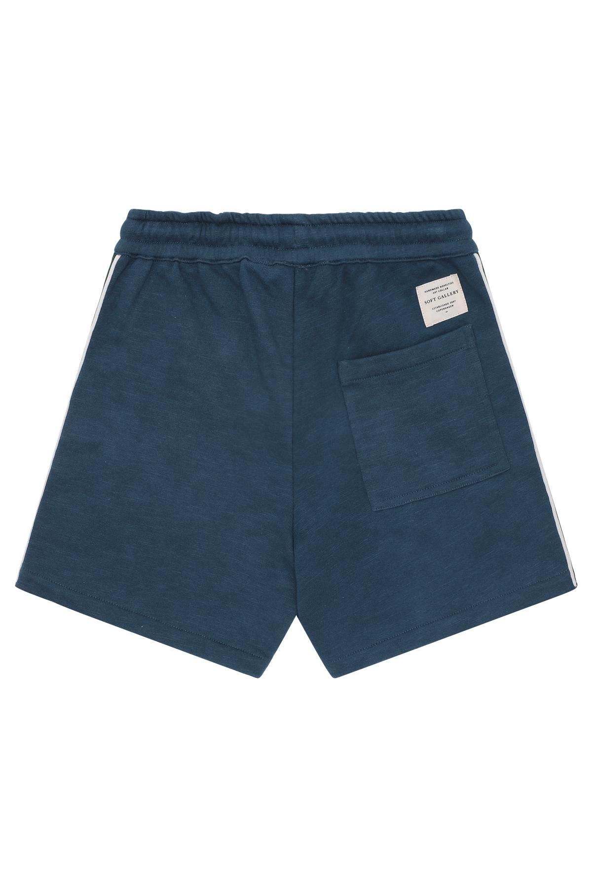Hudson shorts - Majolica Blue-2