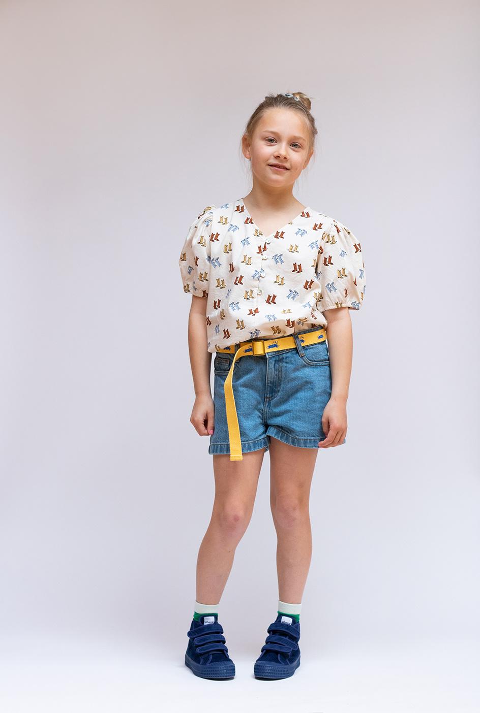 Eleonora blouse - Dallas-2