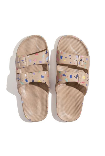 Slippers - Terrazo Sands