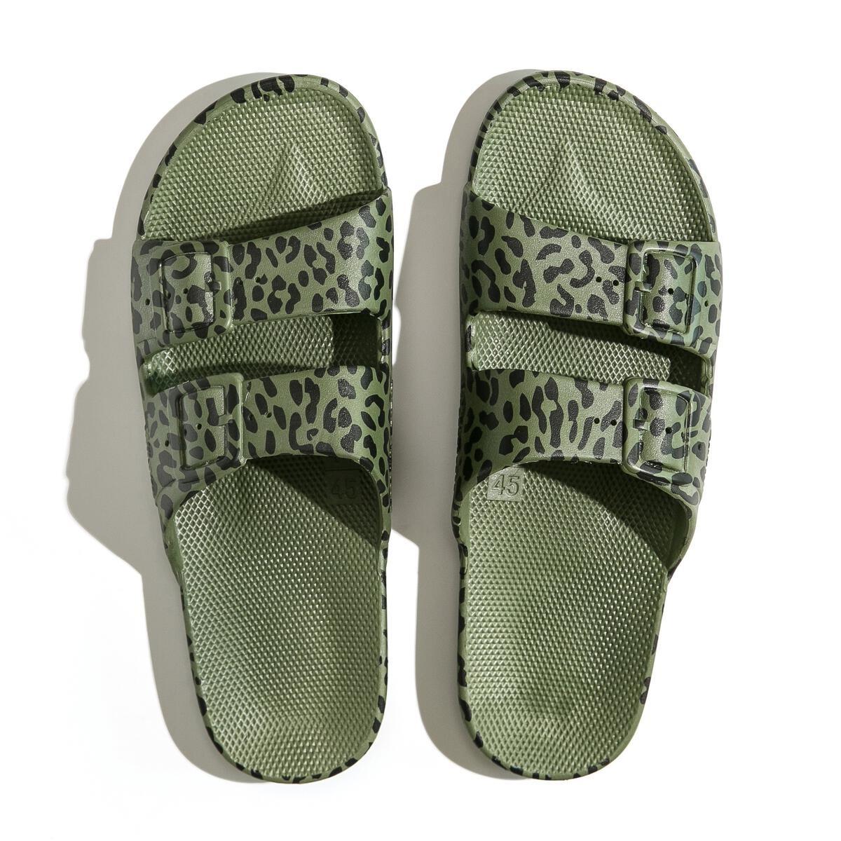 Slippers - Leo Cactus-1