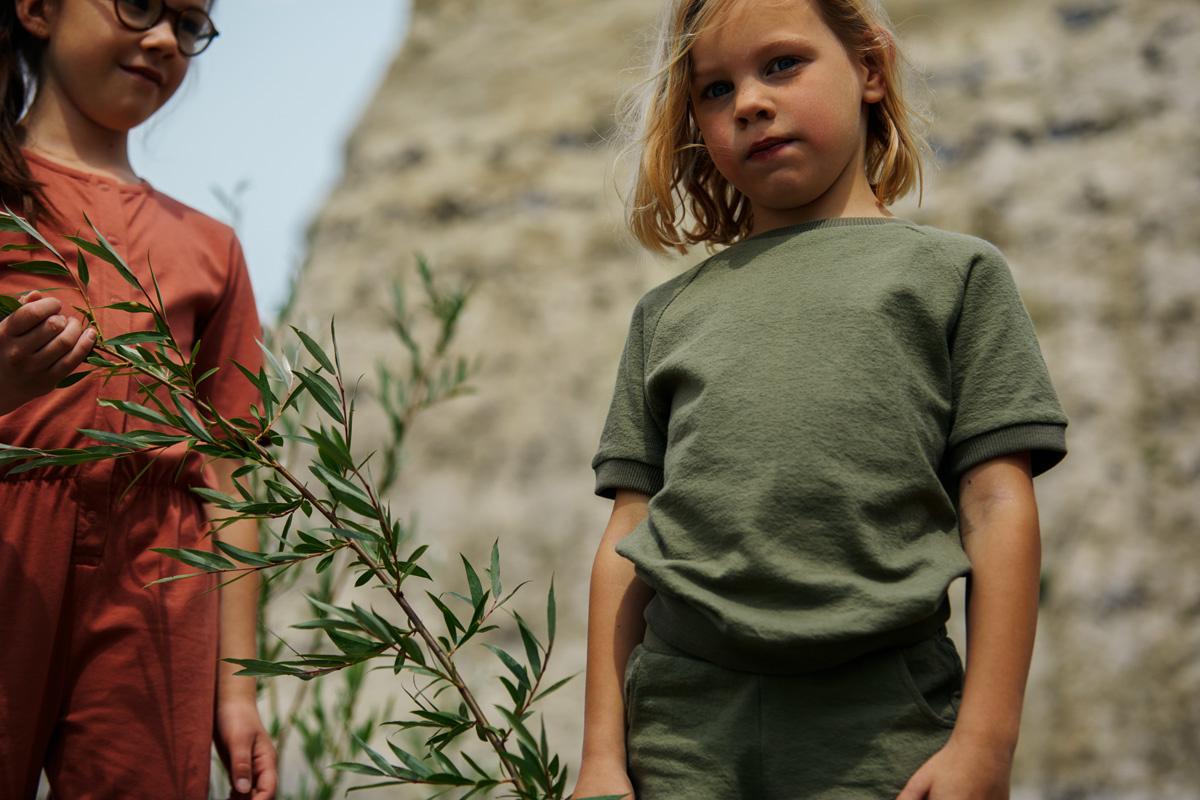 T-shirt - Sage Green-2
