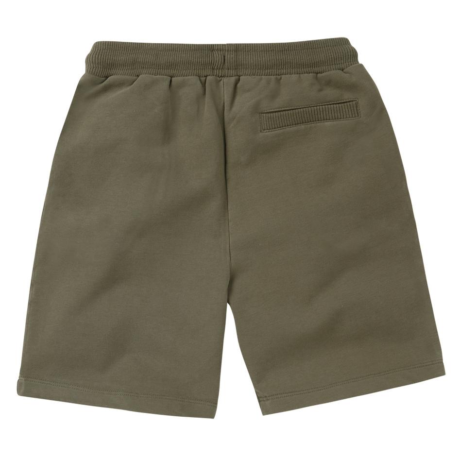 Sweat short - Sage Green-3