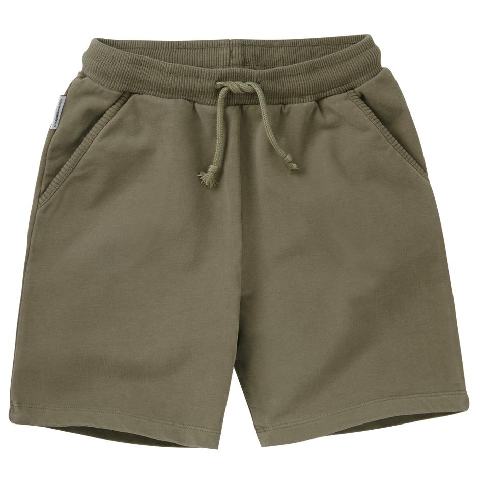 Sweat short - Sage Green-1