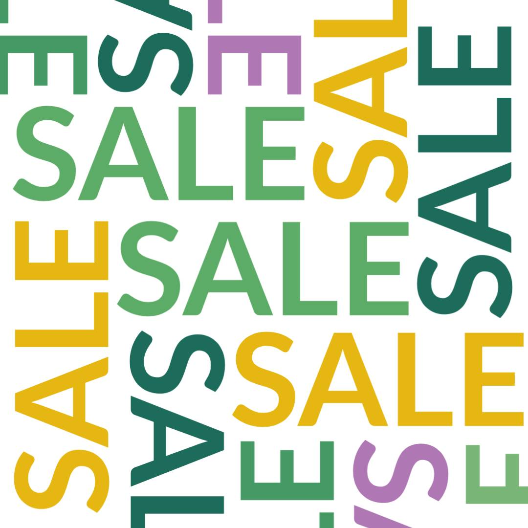 SUMMERSALE IS ON!