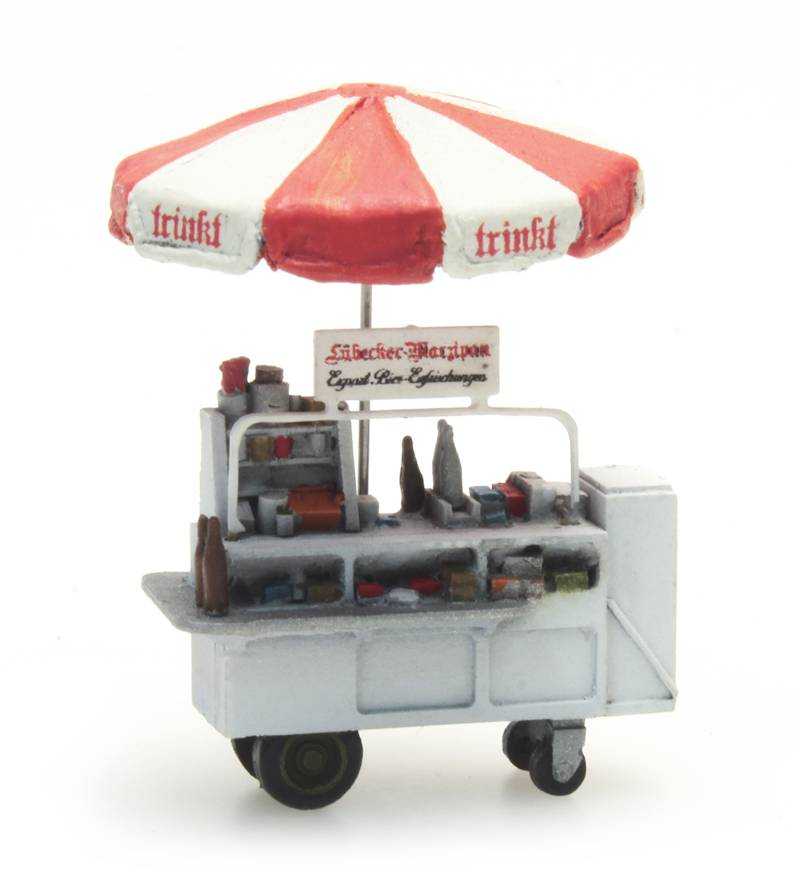 "Buffet cart ""Trinkt"""