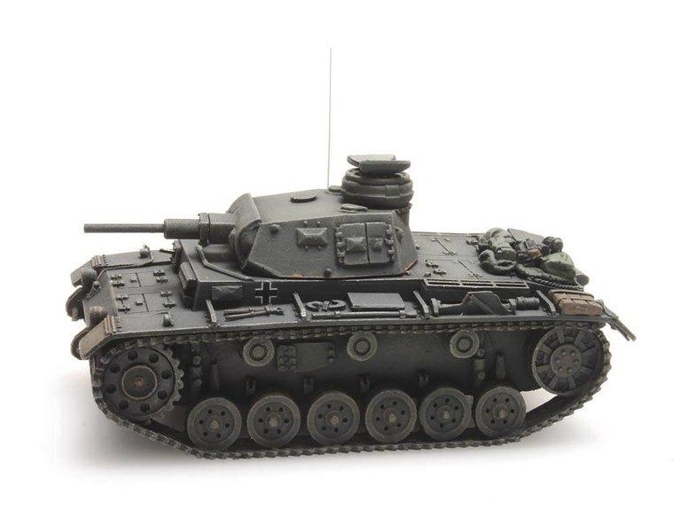 Pzkw III Ausf. F grau