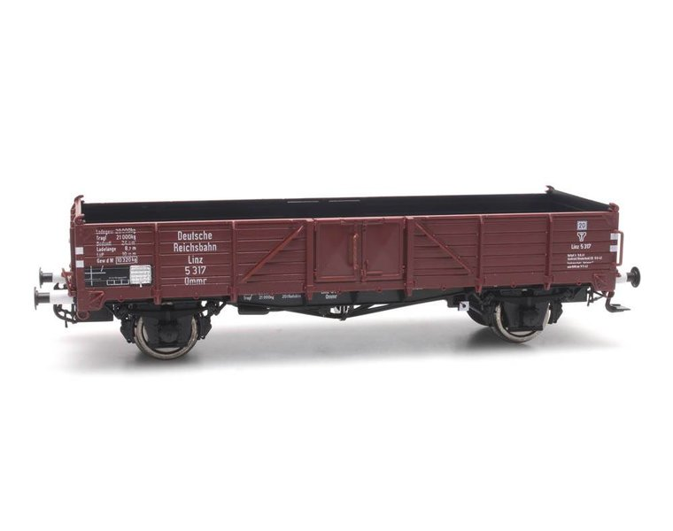 Offener Güterwagen Ommr 32 Linz, DRB 5 317