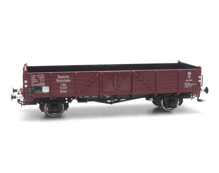 Open goods wagon Ommr 32 Linz, DRB 5 317