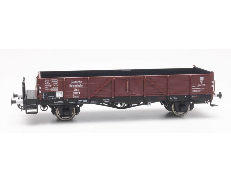 Open goods wagon Ommr 32 Linz, DRB 9 813