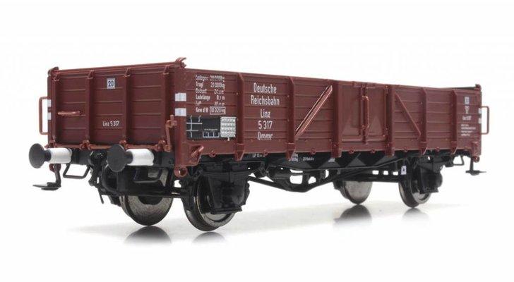 Open goods wagon Linz