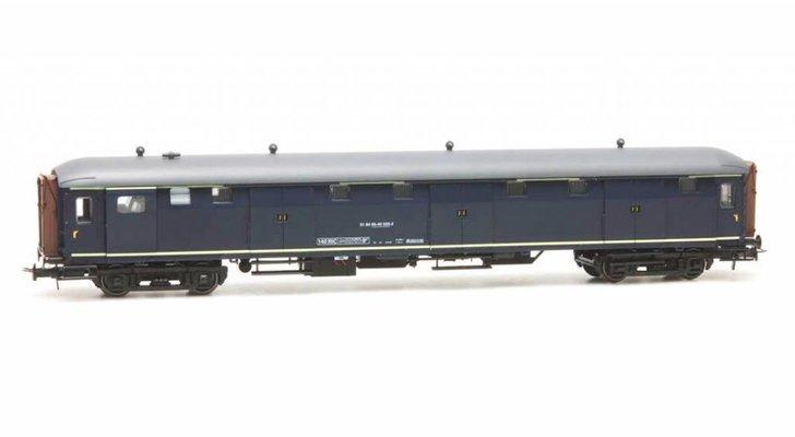 Stalen D Luggage Wagon