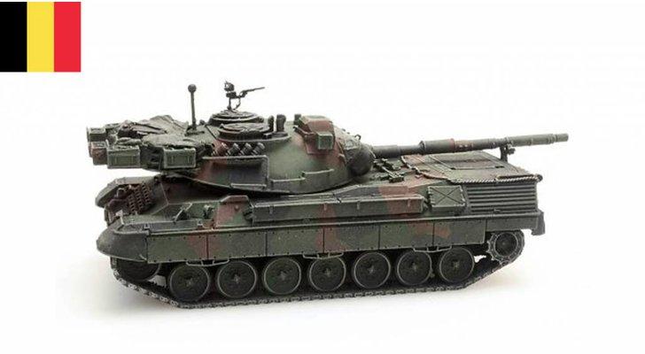 Belgian Army train load