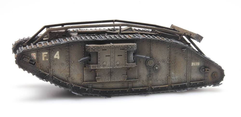 Mark IV UK female 1917 Flirt II