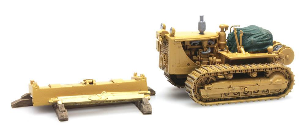 Cargo: D7 Bulldozer