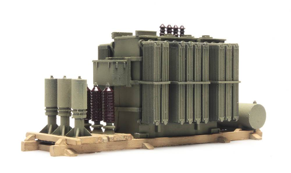 Cargo: AEG transformer