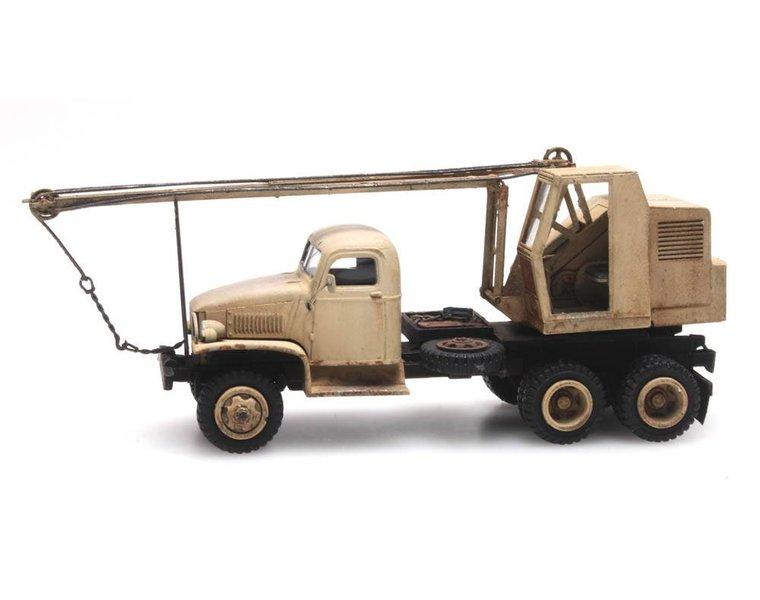 GMC 353 Kraanwagen