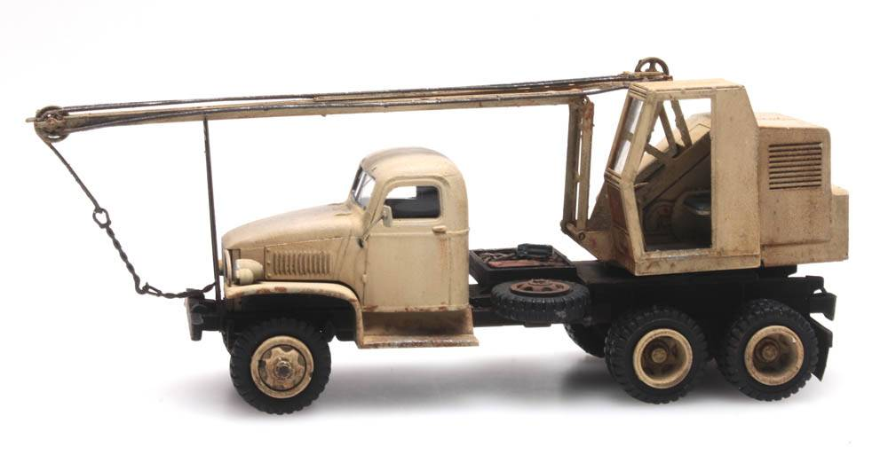 GMC 353 Kranwagen