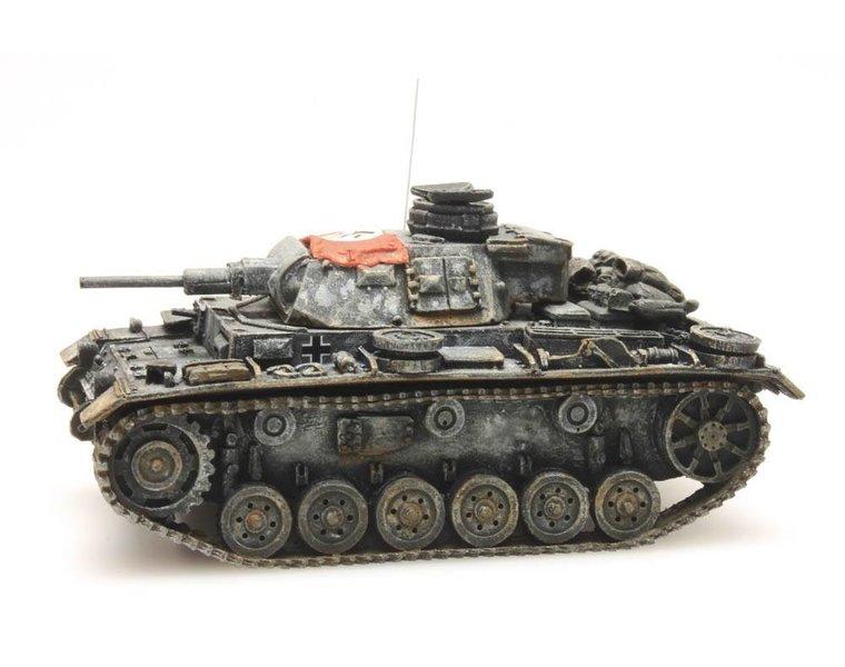 Panzerkampfwagen III Ausf H Winter