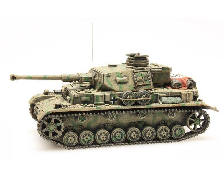 Panzerkampfwagen IV Ausf F-2 camo