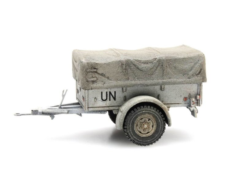 Aanhanger polynorm 1 T UNIFIL