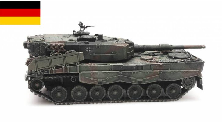 Bundeswehr train load