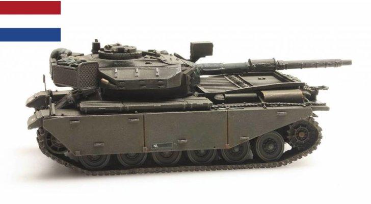 Dutch Army train load