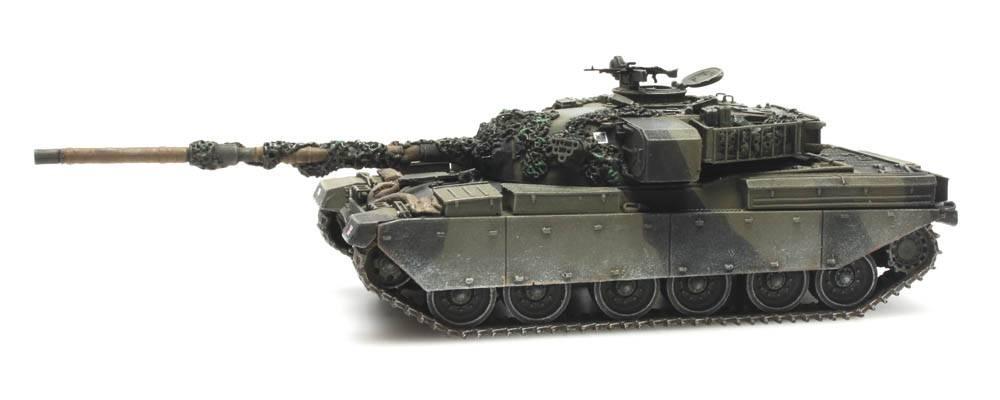 Chieftain Mk5 combat ready