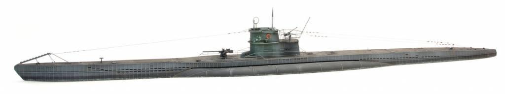 Onderzeeboot VII C, waterlijn, bouwpakket