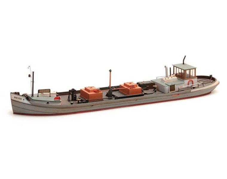 Inland-waters tankship