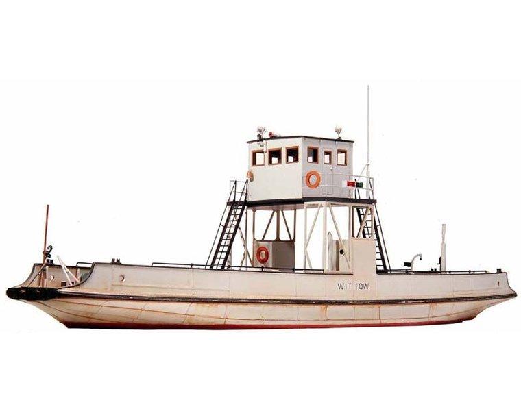 Veerboot Wittow