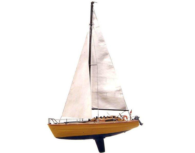 Segeljacht Waarschip