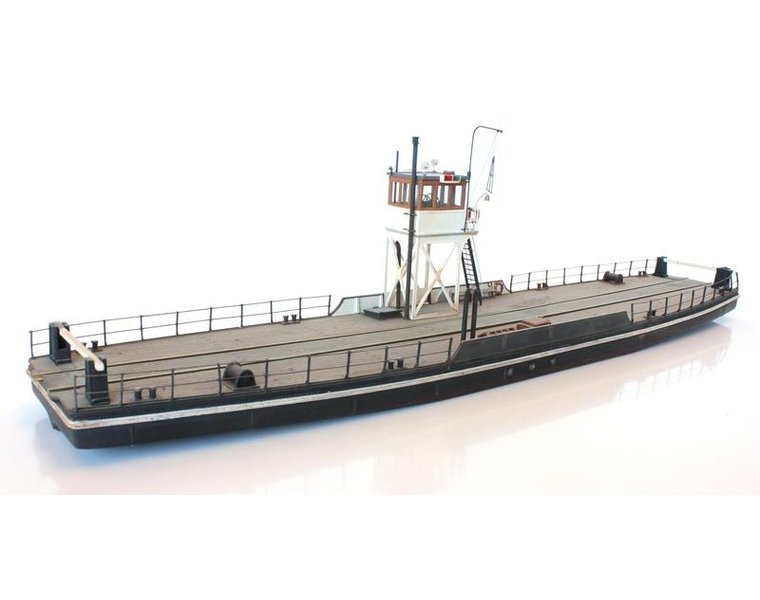 Railroad ferry