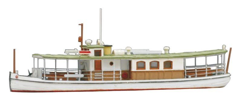 Passenger ship, 1:160, resin kit