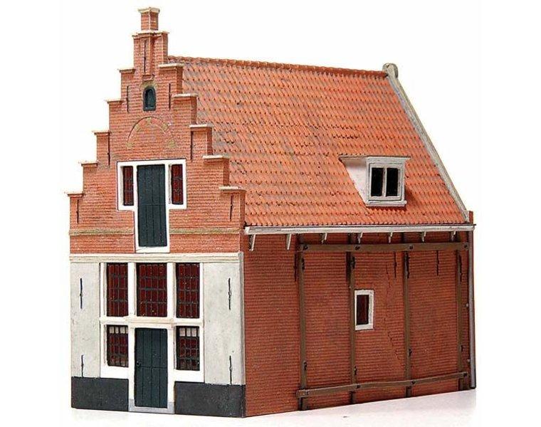 17e eeuws huis 'De Koophandel'