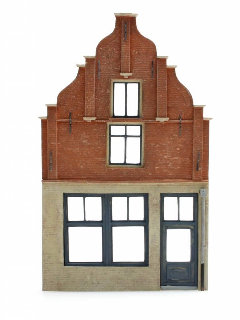 Fassade B, 1:87, Bausatz aus Resin, unlackiert