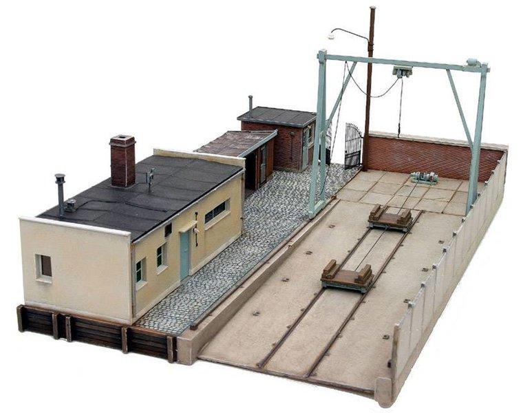 Small wharf